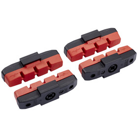 Magura HS11/HS33/HS33 R Brake Pads red